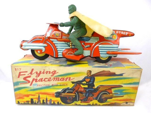 Vintage Space Toys : America s largest buyer of vintage space toys
