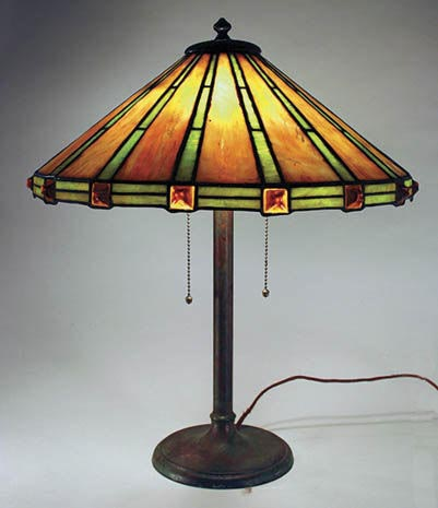 tiffany lamps handel lamps gorham duffner and kimberly buddy l