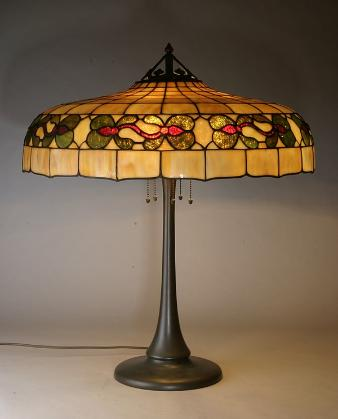 stained tiffany tiffany tiffany lamps buddy l toys for sale vintage. Black Bedroom Furniture Sets. Home Design Ideas